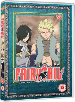 Fairy Tail, Part 13