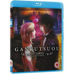 Gankutsuou, The Count of Monte Cristo