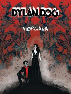 Dylan Dog - Morgana