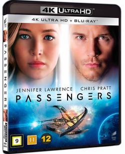 Passengers (4K Ultra HD+Blu-ray)