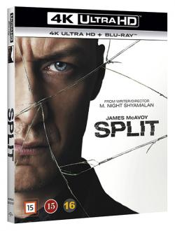 Split (4K Ultra HD+Blu-ray)