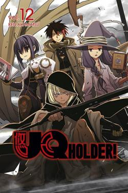 UQ Holder! vol 12