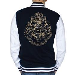 Harry Potter Varsity Jacket Hogwarts