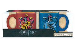 Harry Potter Mini-mug Set: Gryffindor & Ravenclaw