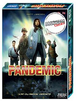 Pandemic 2nd Edition (Skandinavisk utgåva)