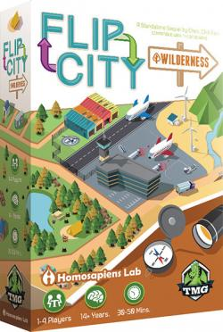 Flip City: Wilderness (Stand Alone Expansion)