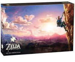 Breath of the Wild Scaling Hyrule Puzzle