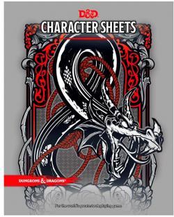 Character Sheets D & D 5e