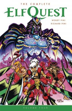 Complete Elfquest Vol 4
