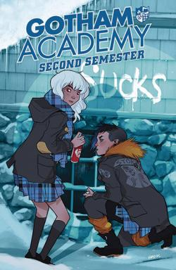 Gotham Academy Second Semester Vol 1