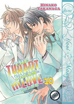 The Tyrant Falls in Love Vol 10