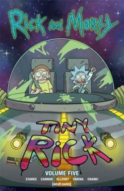 Rick and Morty Vol 5