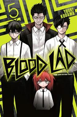 Blood Lad Vol 5