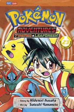 Pokemon Adventures Vol 23