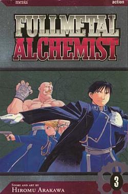 Fullmetal Alchemist Vol 3