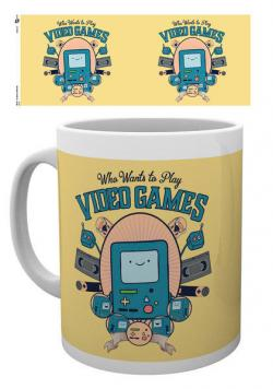 Mug BMO Video Games