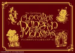 The Card Game Chocobo's Dungeon & Monsters Expansion