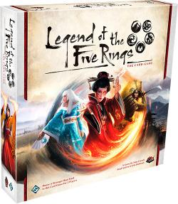Core Set: Legend of the Five Rings LCG