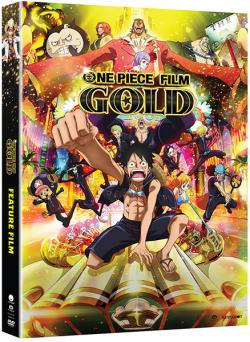 One Piece Film: Gold the Movie