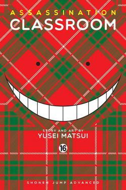 Assassination Classroom Vol 16