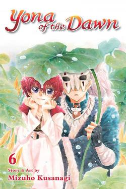 Yona of the Dawn Vol 6