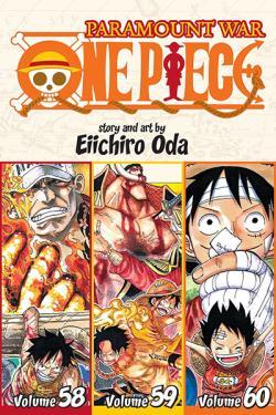 One Piece: Paramont War 58-59-60
