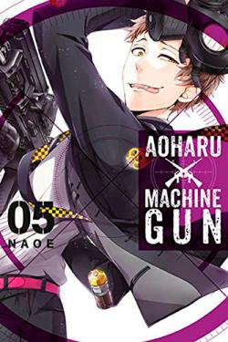 Aoharu X Machinegun Vol 5
