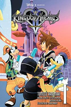 Kingdom Hearts II Novel Vol 1
