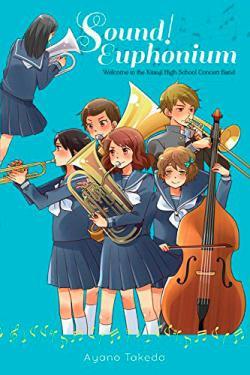 Sound Euphonium Light Novel 1
