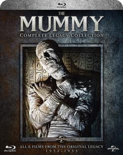 The Mummy, Complete Legacy Collection