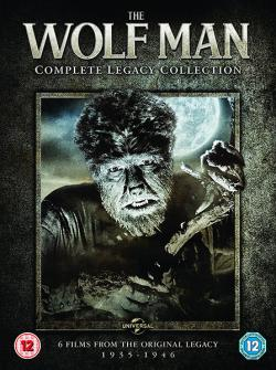 The Wolf Man, Complete Legacy Collection