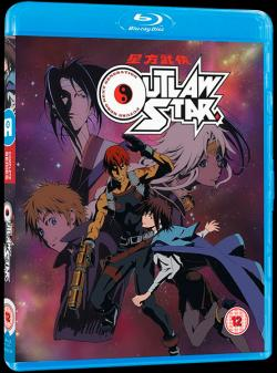Outlaw Star, The Complete Series
