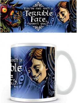 Legend of Zelda Majoras Mask Mug Terrible Fate