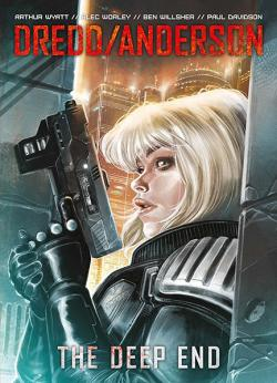 Dredd/Anderson: The Deep End