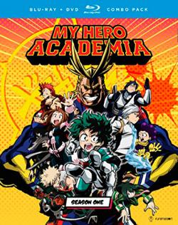 My Hero Academia, Season 1