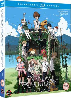 Digimon Adventure Tri: The Movie, Part 1: Reunion
