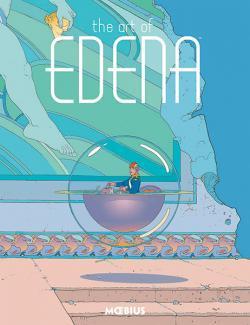 Moebius Library: The Art of Edena