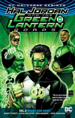 Hal Jordan and the Green Lantern Corps Rebirth Vol 3