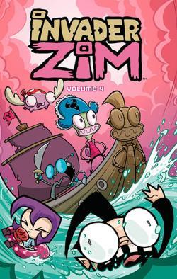 Invader Zim Vol 4