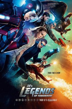 DC's Legends of Tomorrow, säsong 2