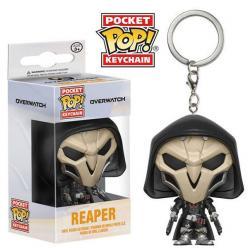 Overwatch Reaper Pop! Vinyl Figure Keychain