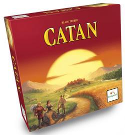 Catan (Svenska Utgåva)