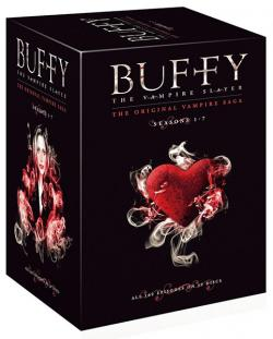 Buffy The Vampire Slayer Season 1-7