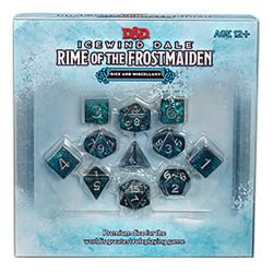 Icewind Dale - Rime of the Frostmaiden Dice & Miscellany (Limited)