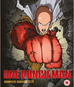 One Punch Man, Collection 1