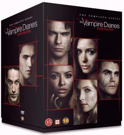 The Vampire Diaries, Season 1-8