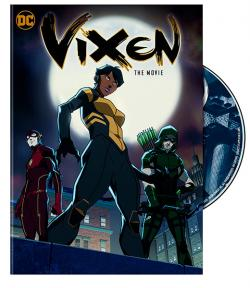 Vixen, The Movie