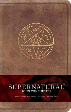 John Winchester Ruled Journal