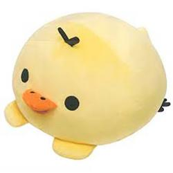 Plush Kiiroitori: Super Soft Cushion