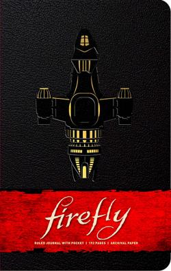 Firefly Ruled Journal